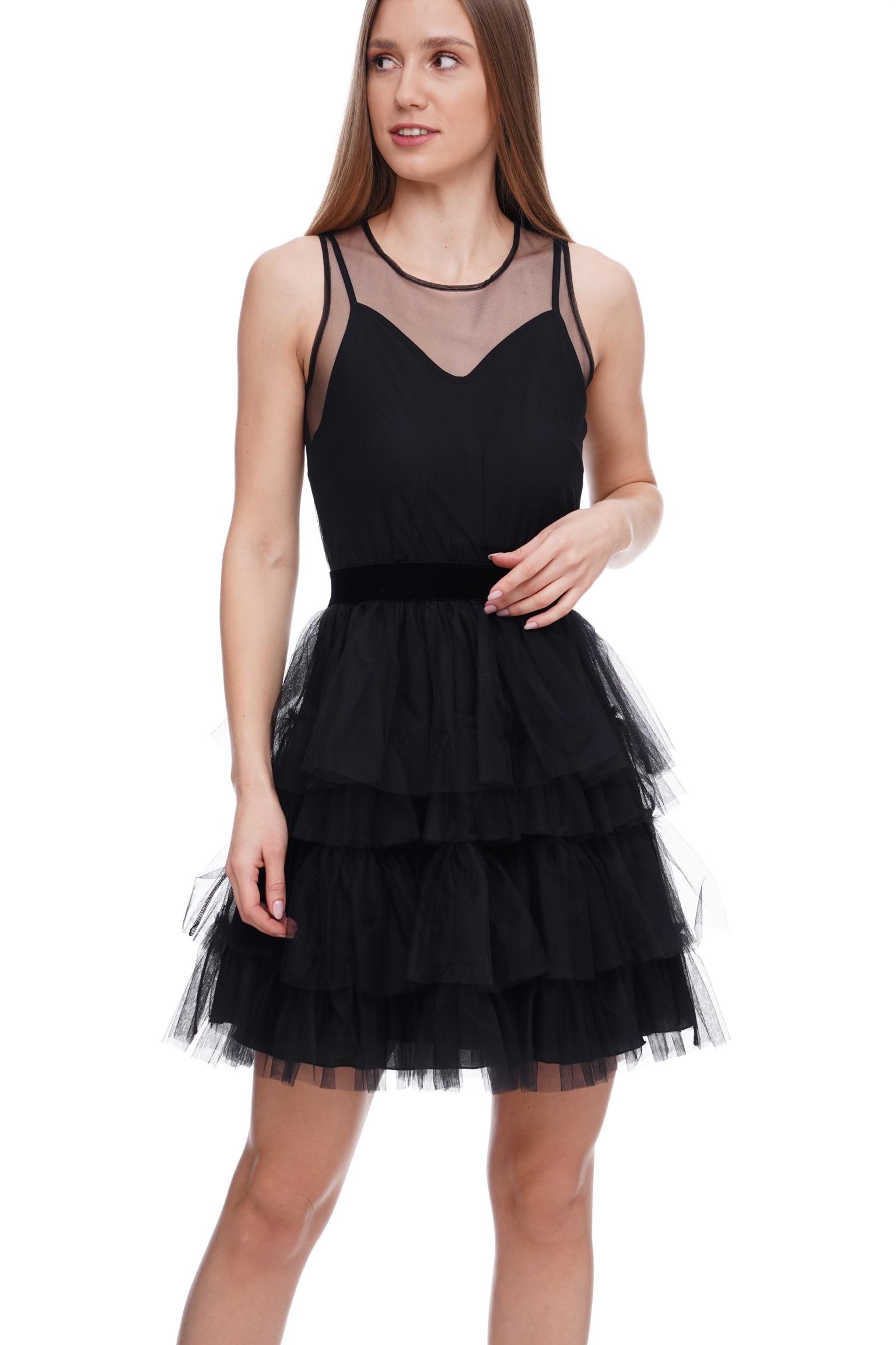 Souvenir Tüll Kleid