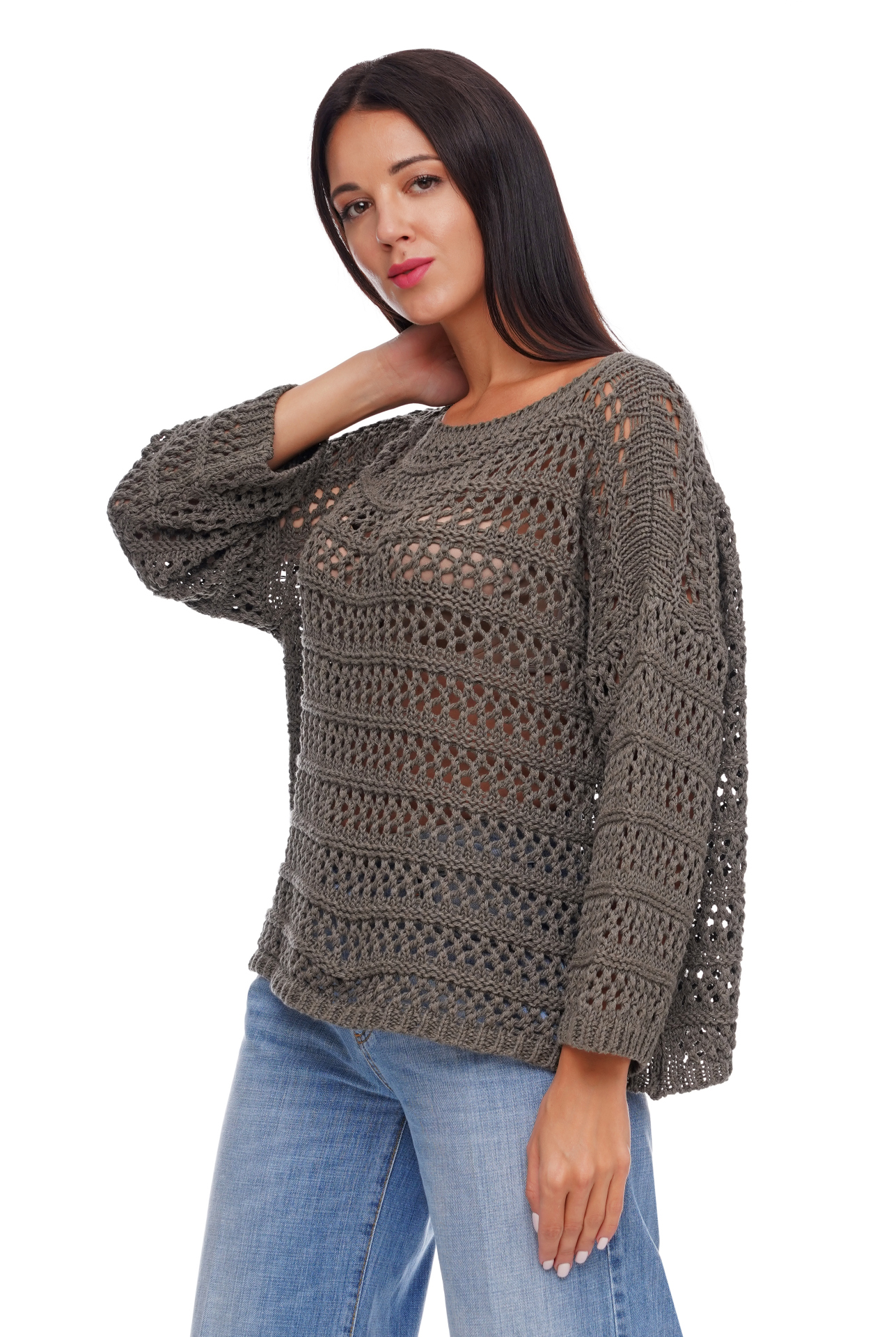 Le Streghe Strickpullover