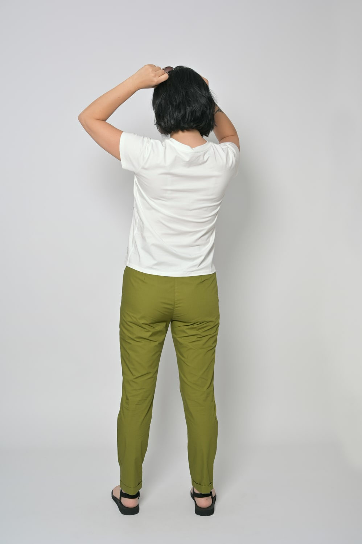 LE STREGHE Leichte Hose
