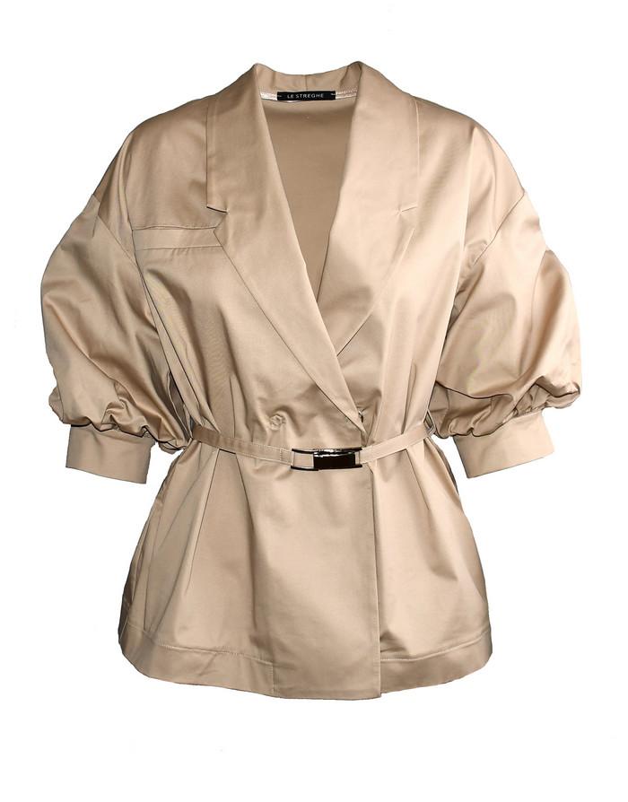LE STREGHE Blazer- Bluse