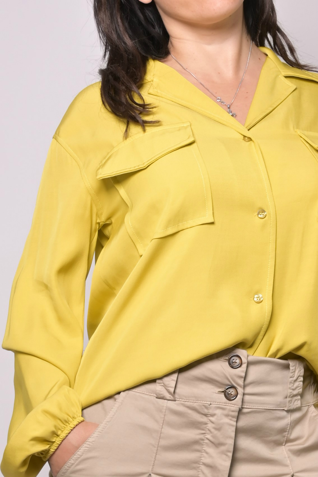 LE STREGHE Hemd Bluse