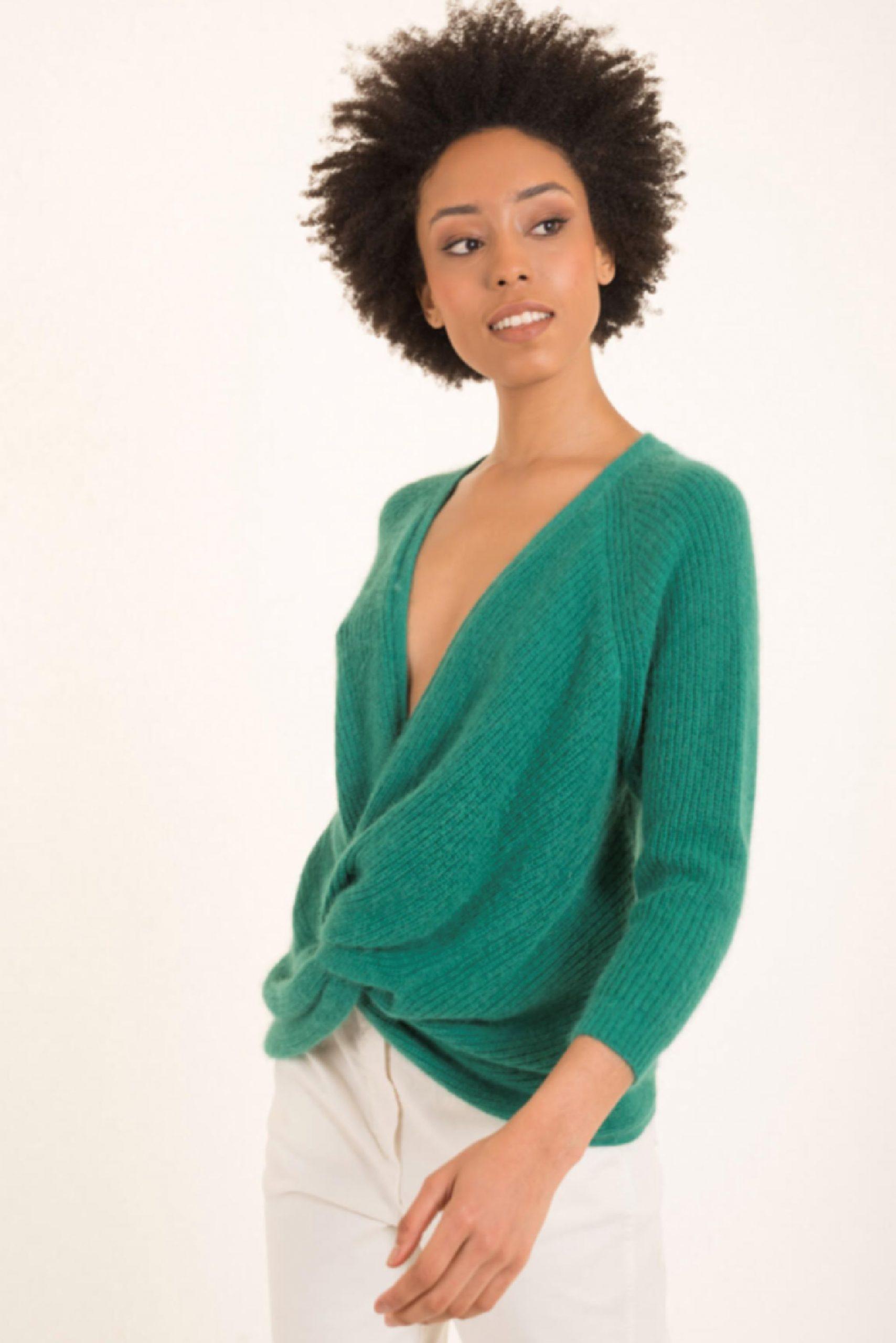 Angora Pullover Souvenir